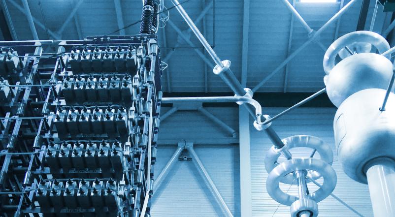 CERDA high-voltage, high-power laboratories | Think Grid
